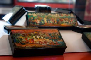 Sergiev Posad museum: art of the 18th-20th century