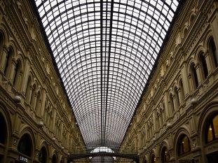 Moscow's artful Mendeleevskaya Station