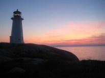 Peggy's Lighthead in Nova Scotia
