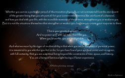 -World on Ayahuasca- The Invulnerability of your Being