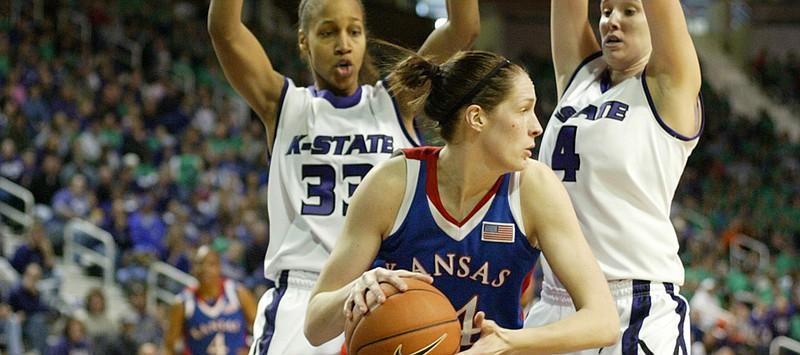 Nowhere to hide: KU women suffer historic loss to Wildcats ...