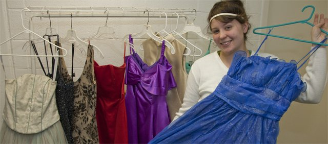 Change of a dress: United Way drive seeks donations of ...