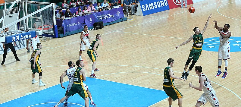 Lithuania goes cold in World University Games quarterfinal ...
