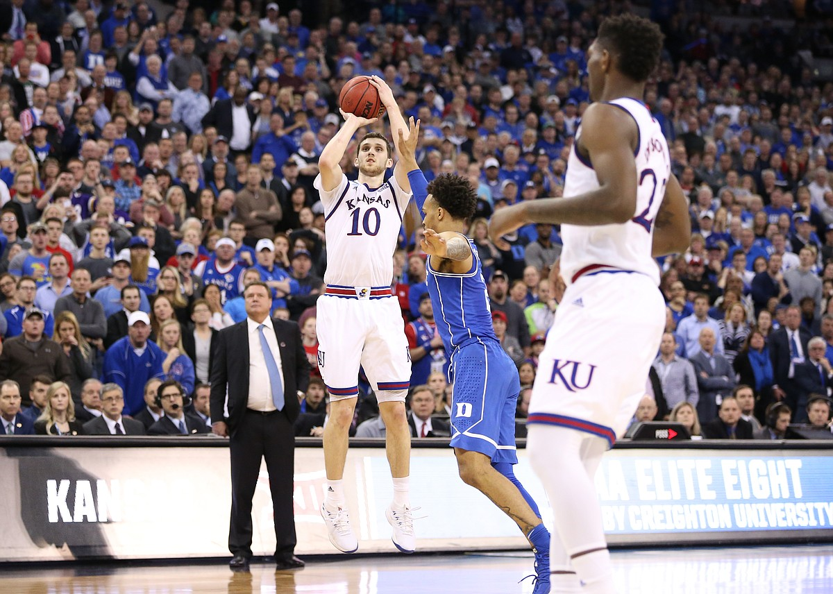 The 8 Most Memorable NCAA Tournament Moments Of KUs Run