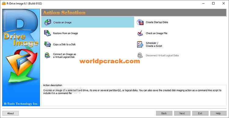 R-Drive Image 6.3 Crack Plus Serial Key {Updated} Free Download