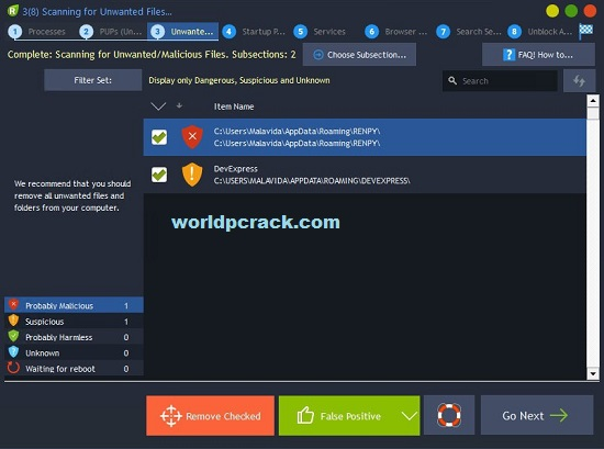 UnHackMe 12.40 Crack Plus Registration Code 2021 Free Download