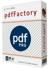 pdfFactory Pro 7.35 Crack Plus License Key Free Download