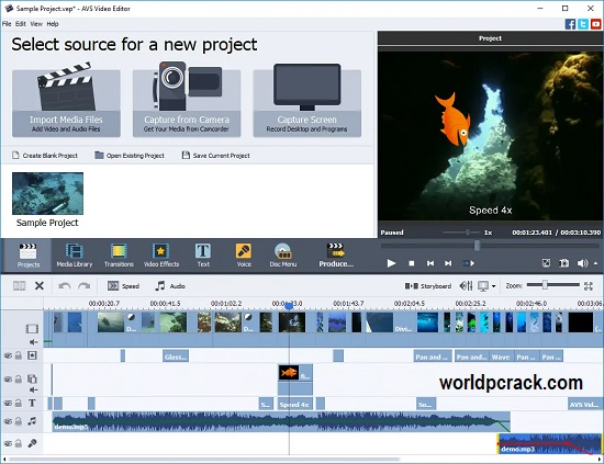 AVS Video Editor 9.4.3 Crack With Activation Key Free Download