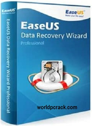 EaseUS Data Recovery Wizard 13.6 Crack (All Editions) With Serial Key