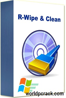 R-Wipe & Clean 20.0 Build 2313 Crack With Registration Code 2021 Free