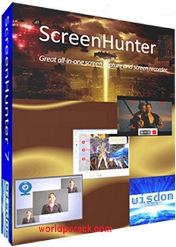 ScreenHunter Pro 7.0.1179 Crack With License Key Free Download