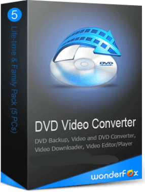 WonderFox DVD Video Converter 23.3 Crack With License Key Free Download