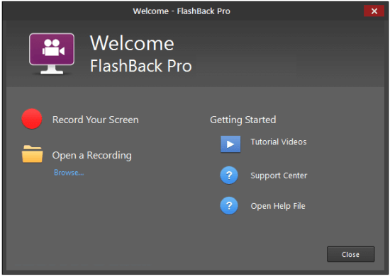 FlashBack Pro 5.48.0 Crack With License Key Full Free Download