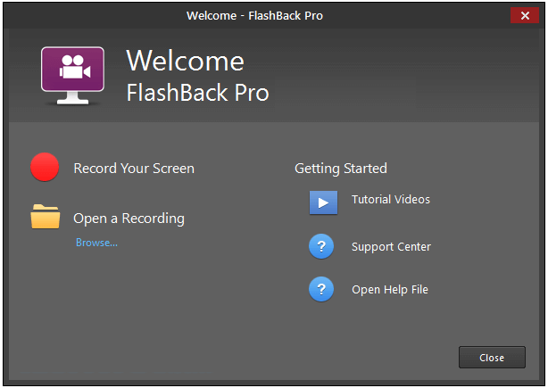 FlashBack Pro 5.46.0 Crack With License Key Full Free Download
