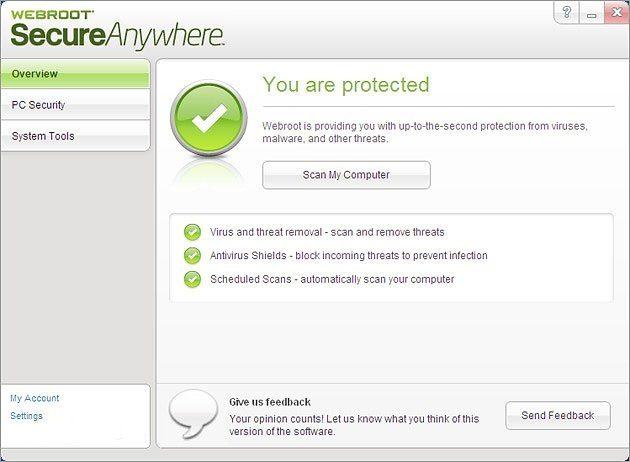 Webroot SecureAnywhere Antivirus 2022 Crack With Lifetime Key Free