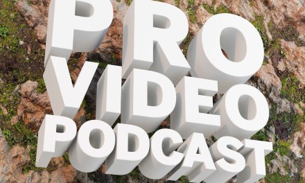 John Dickinson: Motionworks. Motion Design, 3D, Resources, Training and More – Pro Video Podcast 19