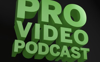 Colour Grading, Editing, Comedy Sketch Shows. VOD, Freelancing, and Community with Julien Chichignoud – Pro Video Podcast 33