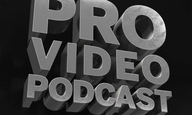 Paul Robinson: Motion Design for sports and broadcast – Pro Video Podcast 42