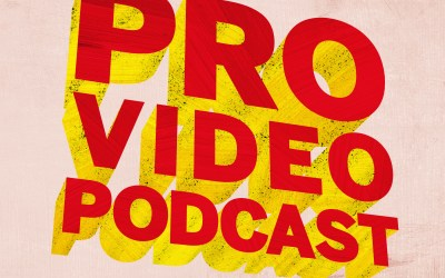 Gareth O'Brien Creative Director at Buck – Pro Video Podcast 48
