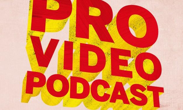Gareth O'Brien Creative Director at Buck – Pro Video Podcast 48