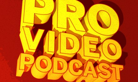 Chris Hocking: Late Night Films, a highly accomplished full service production studio – Pro Video Podcast 56