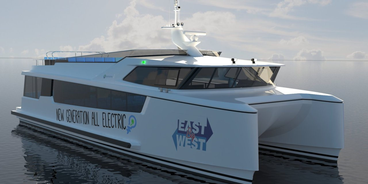 Ben Haselden: Electric Ferry – EV Podcast 102