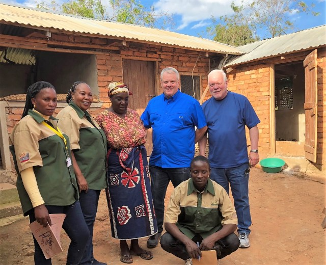 World Poultry Foundation East Africa Project Visit