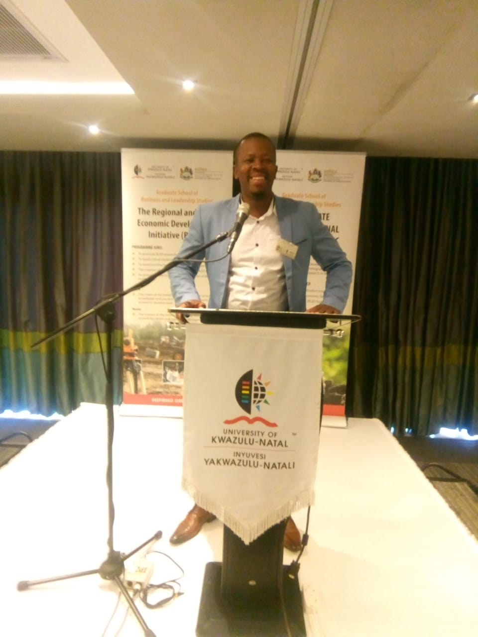 Mzwandile Duma, Future Farmers Foundation, World Poultry Foundation
