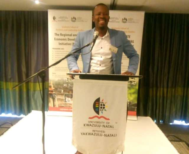Mzwandile Duma, Future Farmers Foundation, World Poultry Foundation