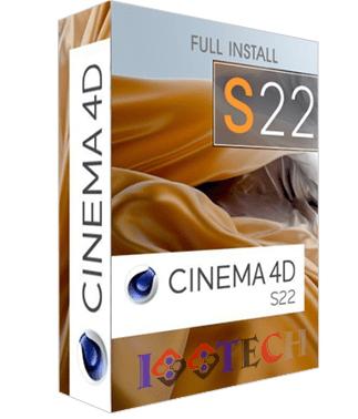 Cinema 4D Studio S22