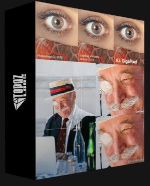 Topaz A.I. Gigapixel 5 crack download