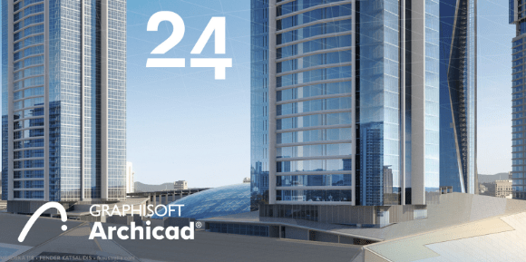 GRAPHISOFT ArchiCAD 24free download