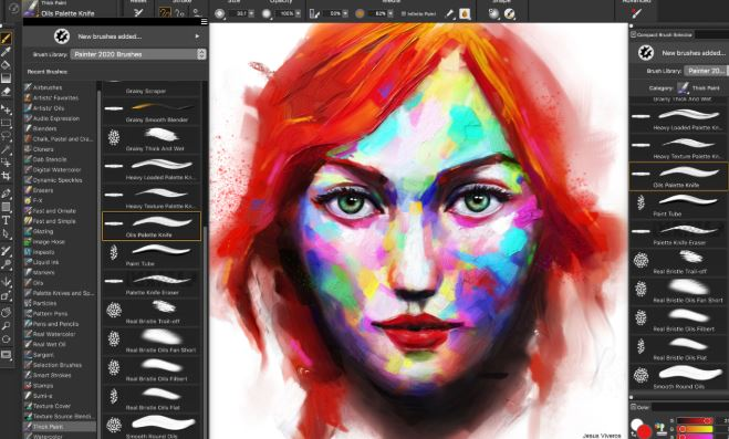 Corel Painter 2021 download