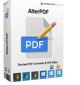AlterPDF Pro Free Download