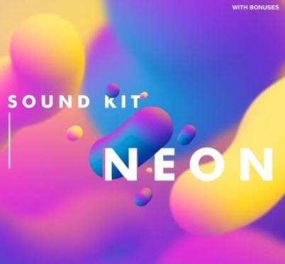 Synthetic Neon Pop Sound Kit [SERUM EDITION] [WAV, MiDi, Synth Presets]