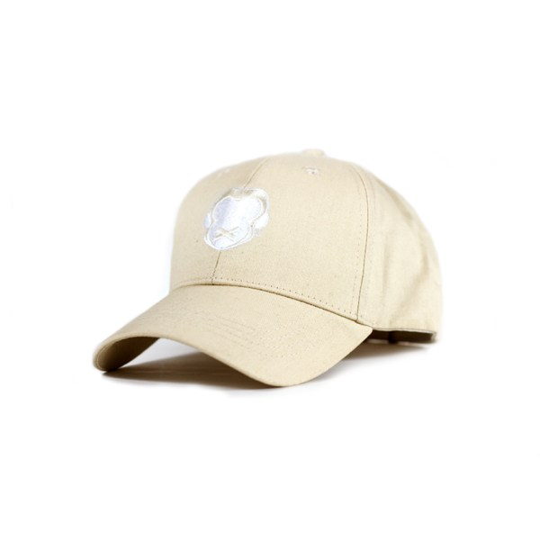 World Rebels Mascot Dad Cap Cream