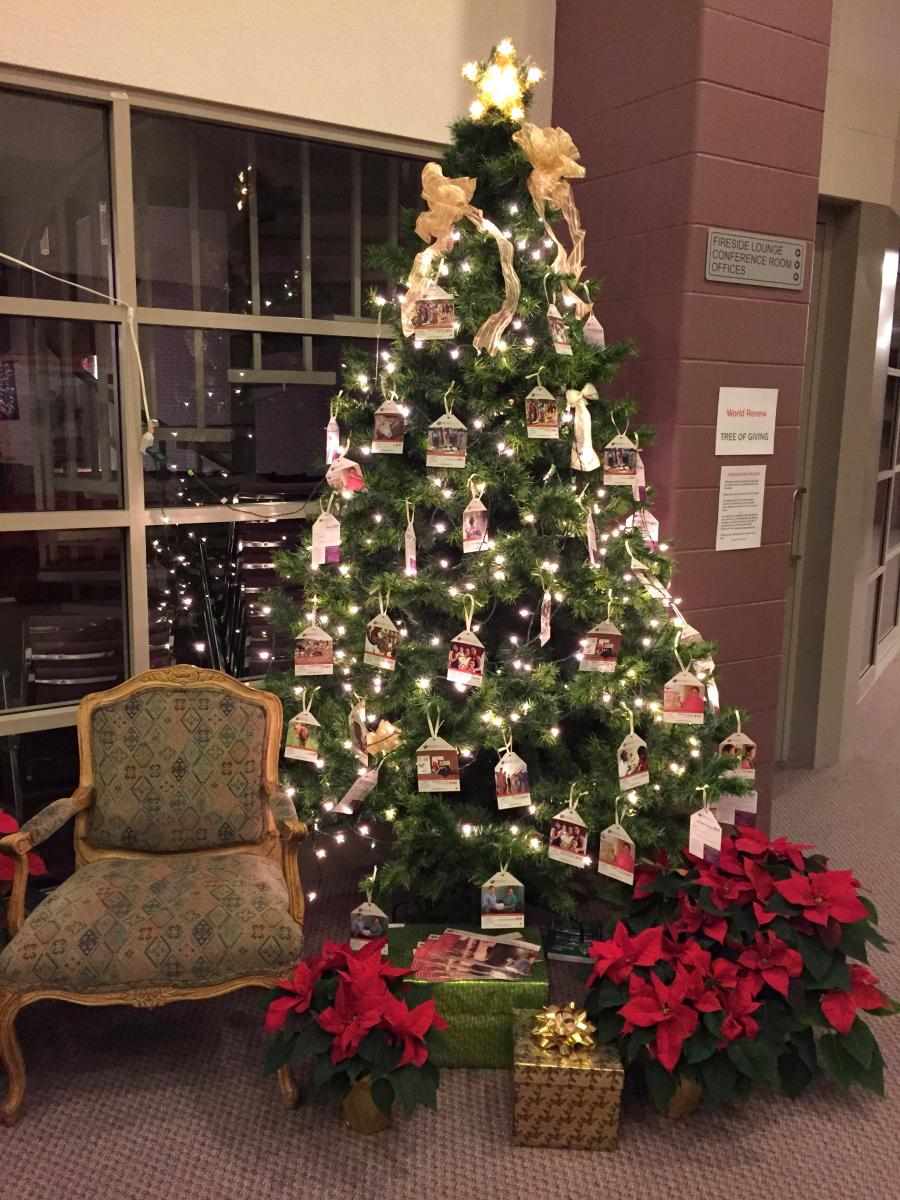 Churches Use Giving Trees To Help People In Need World
