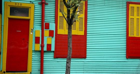 Boca Red Door