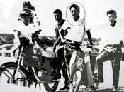 Che Guevara Motorcyclist