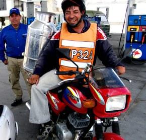 Colombian Biker Vest