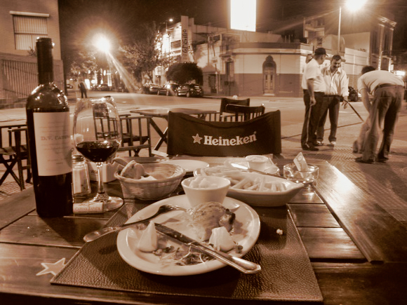Dinner Buenos Aires Juni