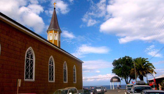 Frutillar Church