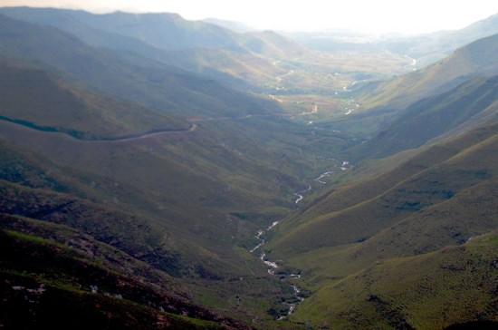 Ketse Road Valley