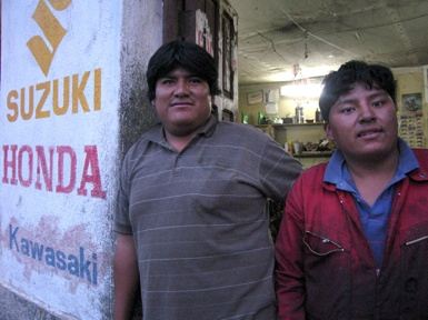 Oruro Moto Techs