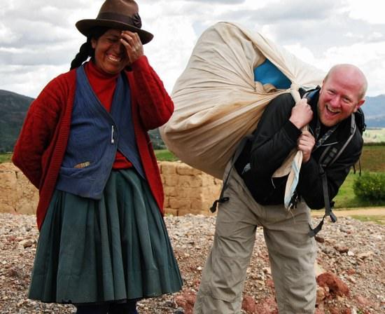 Worldrider Helping Peru 2