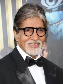 Amitabh Bachchan at the premiere of The Great Gatsby