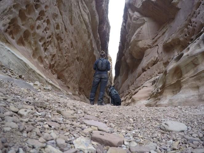 Crack Canyon - San Rafael Swell - Patrick Hendry