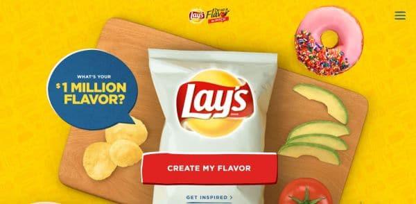 Enter Lays Flavor Contest 2019-2020 [Worth  $10,000 – $50,000]
