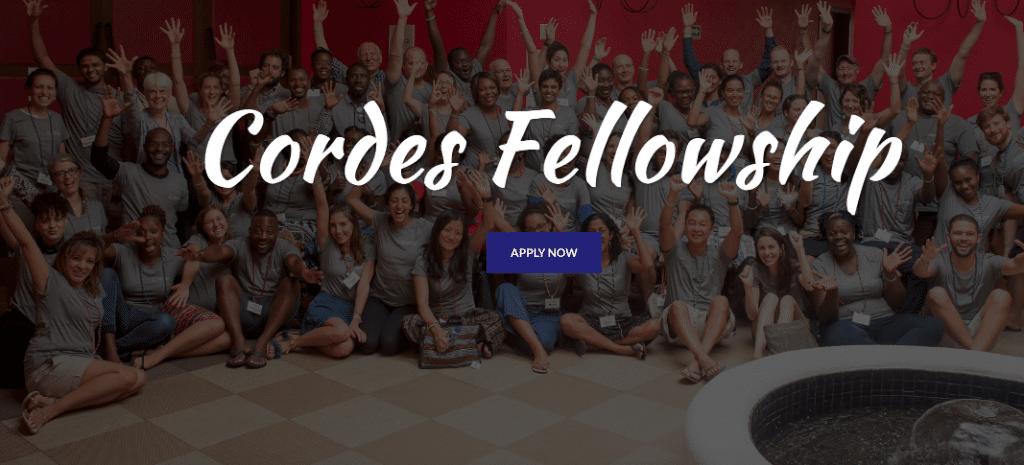 Cordes Fellowship in Cancun Mexico 2020