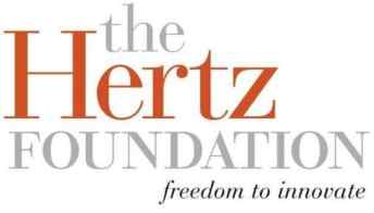 hertz fellowship application